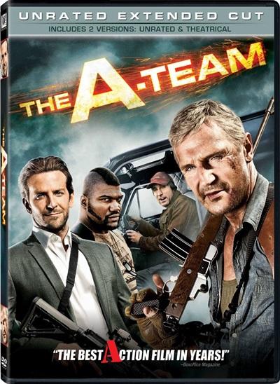 Los Magnificos [The A-Team] DVDRip Español Latino Película 2010