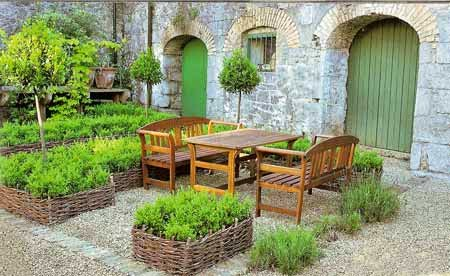 Herb garden design ideasherb garden design ideas for