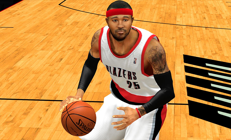 Mo Williams Face Update NBA2K
