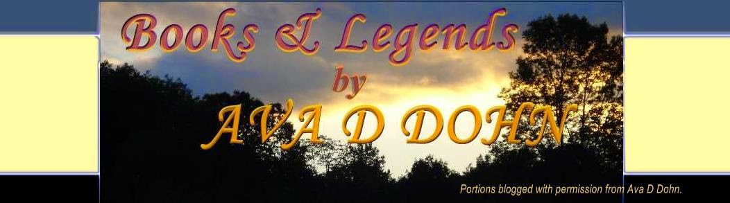 Books & Legends by Ava D Dohn