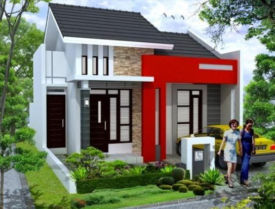 RUMAH TERBARU Model Minimalis Desain Modern - Model Rumah Minimalis ...
