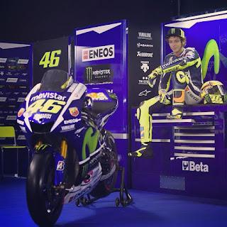 Rossi Harus Kehilangan Gelar Juara Dunia