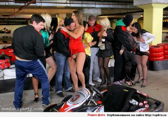 Секс с гонщиками фото 344-365