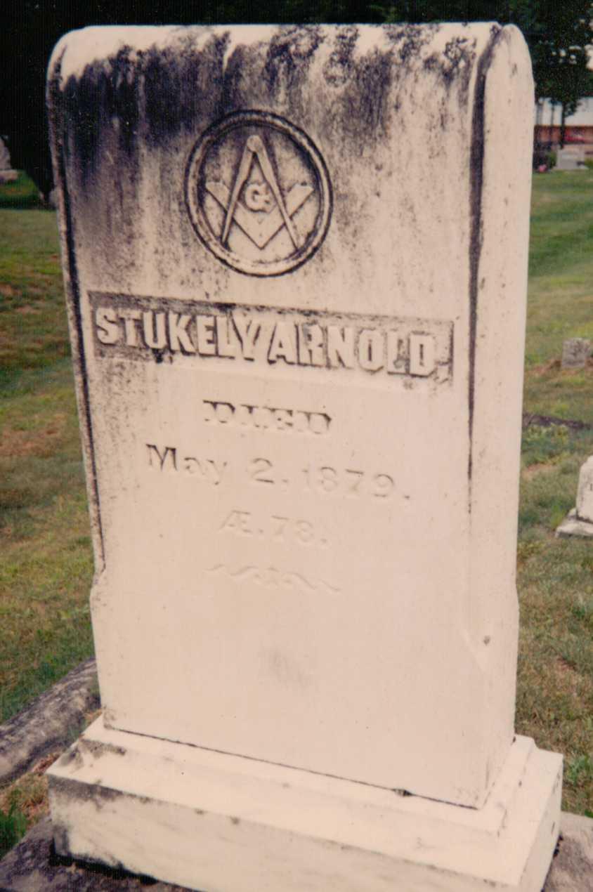 Stukely Arnold