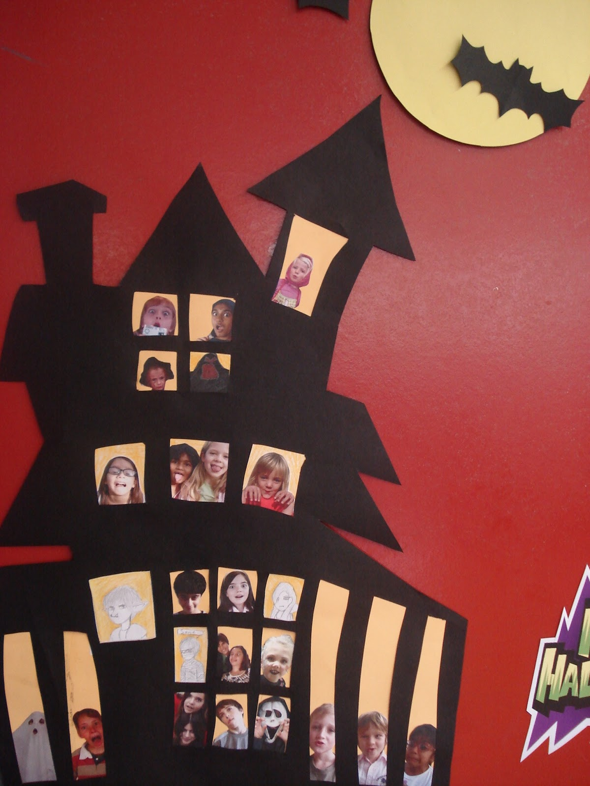 Design your own t shirt lesson plan - Happy Halloween