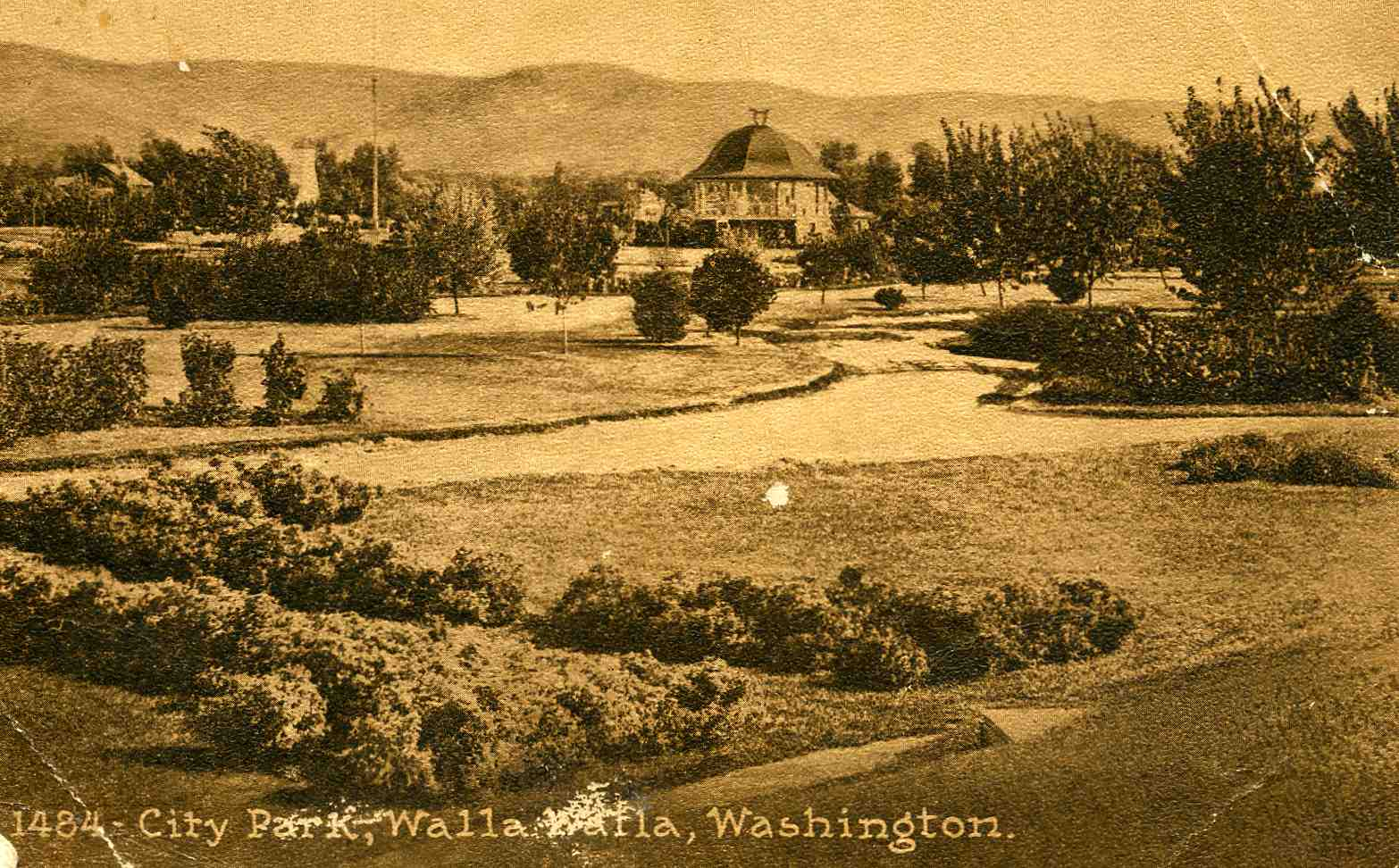 Bygone Walla Walla: vintage images of the City and County, collected ...