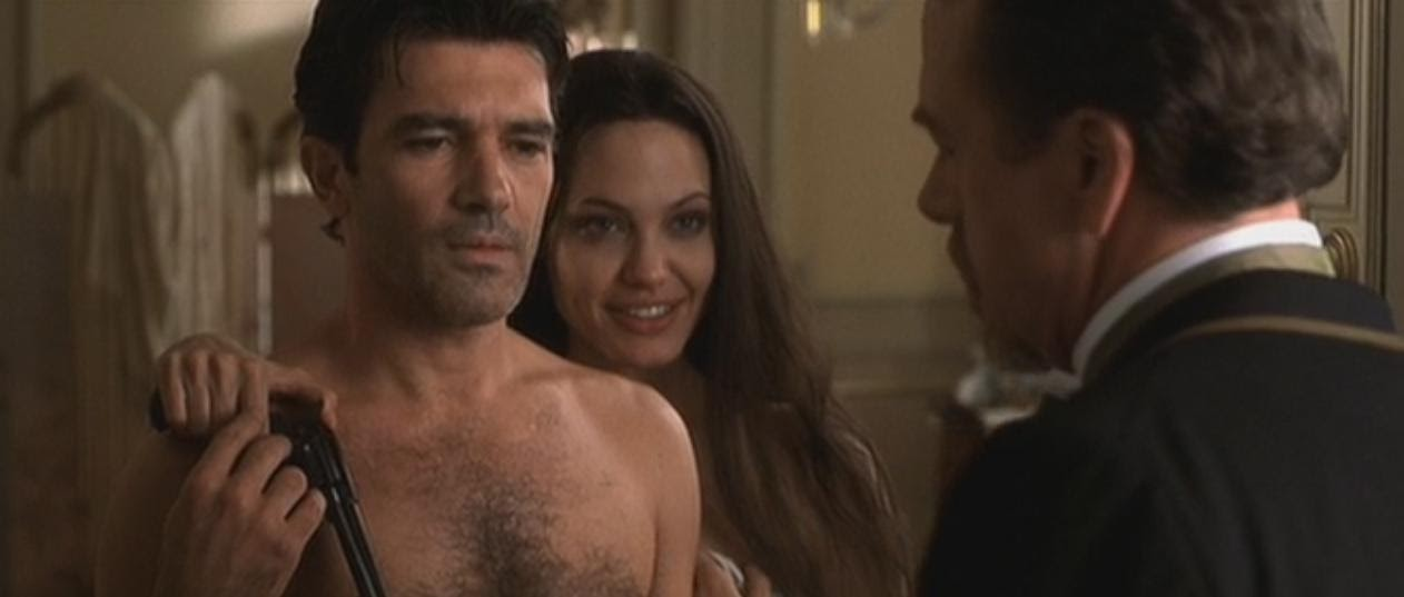 Angelina Jolie And Antonio Banderas Original Sin Sex Scene 5