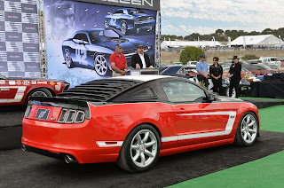 George Follmer Edition Mustang 2014