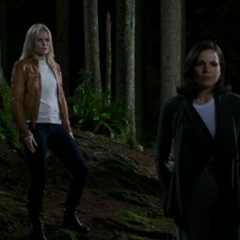 Again This Episode Focused On Emma And Regina Mending Fences Trying To Build A Relationship But That Is Going Be Rocky Road As We See These Two