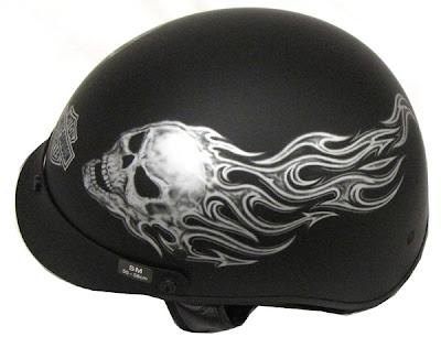 Harley-Davidson Motorcycle Helmets