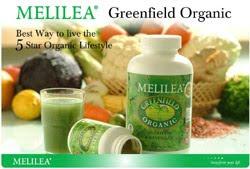 MELILEA Greenfield Organic 114 gram