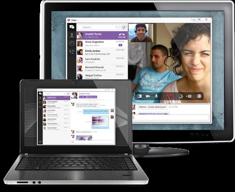 Viber 3.0 de ahora disponible para PC de escritorio