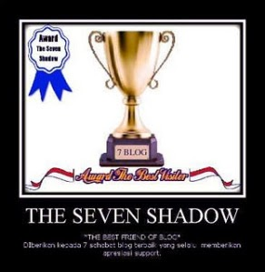 Award The Seven Shadow