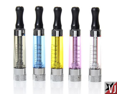 T4 BCC - Clearomizer