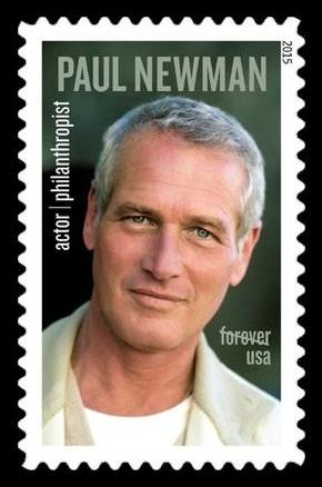 GULFMANN STAMPS WORLD USA Paul Newman