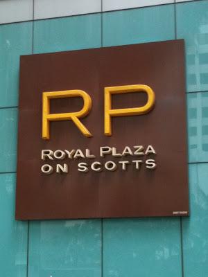 Royal Carousel at Royal Plaza