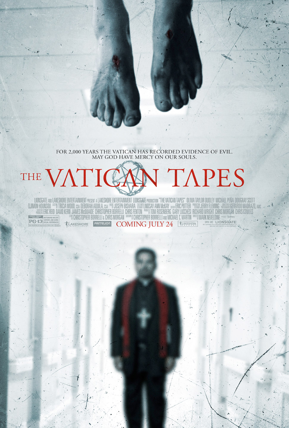 The Vatican Tapes alternate poster