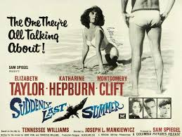 Suddenly last Summer (1959)