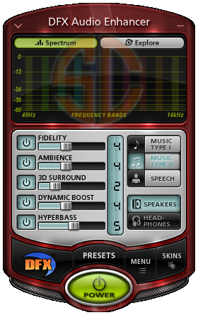 DFX Audio Enhancer 11.108 Full Version