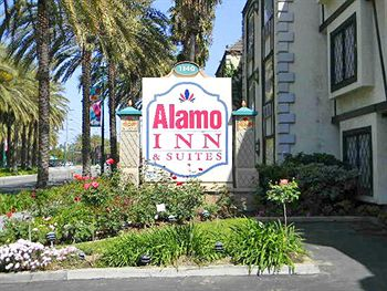hotels alamo inn and suites. Black Bedroom Furniture Sets. Home Design Ideas