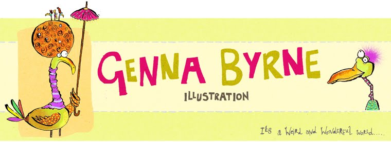 Genna Byrne Illustration
