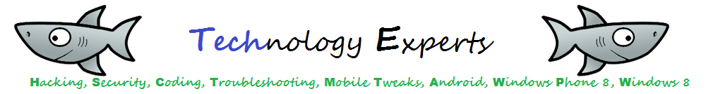 Technology Experts - Hacking, Security, Software devlopment, Coding, Android, Windows Phone, Linux