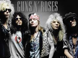 Guns and Roses Olgieser Camacho Juan Esteban