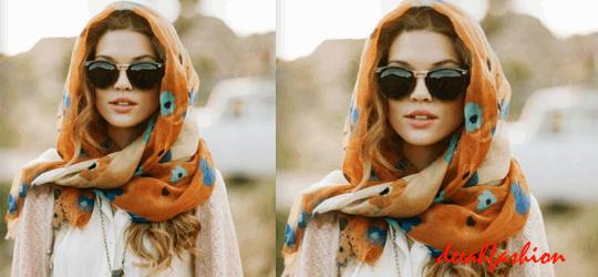 Jilbab Remaja Modern Urban Chic