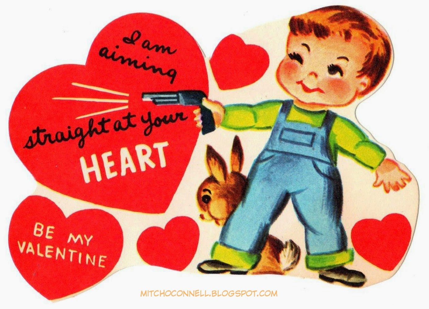 50 Unintentionally Hilarious Vintage Valentines Day Cards – Vintage Valentines Card