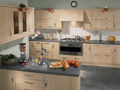 Quan điểm chung khi thiết kế nhà bếp