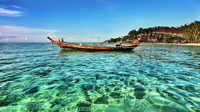Koh Phangan Thailand how to get to koh phangan