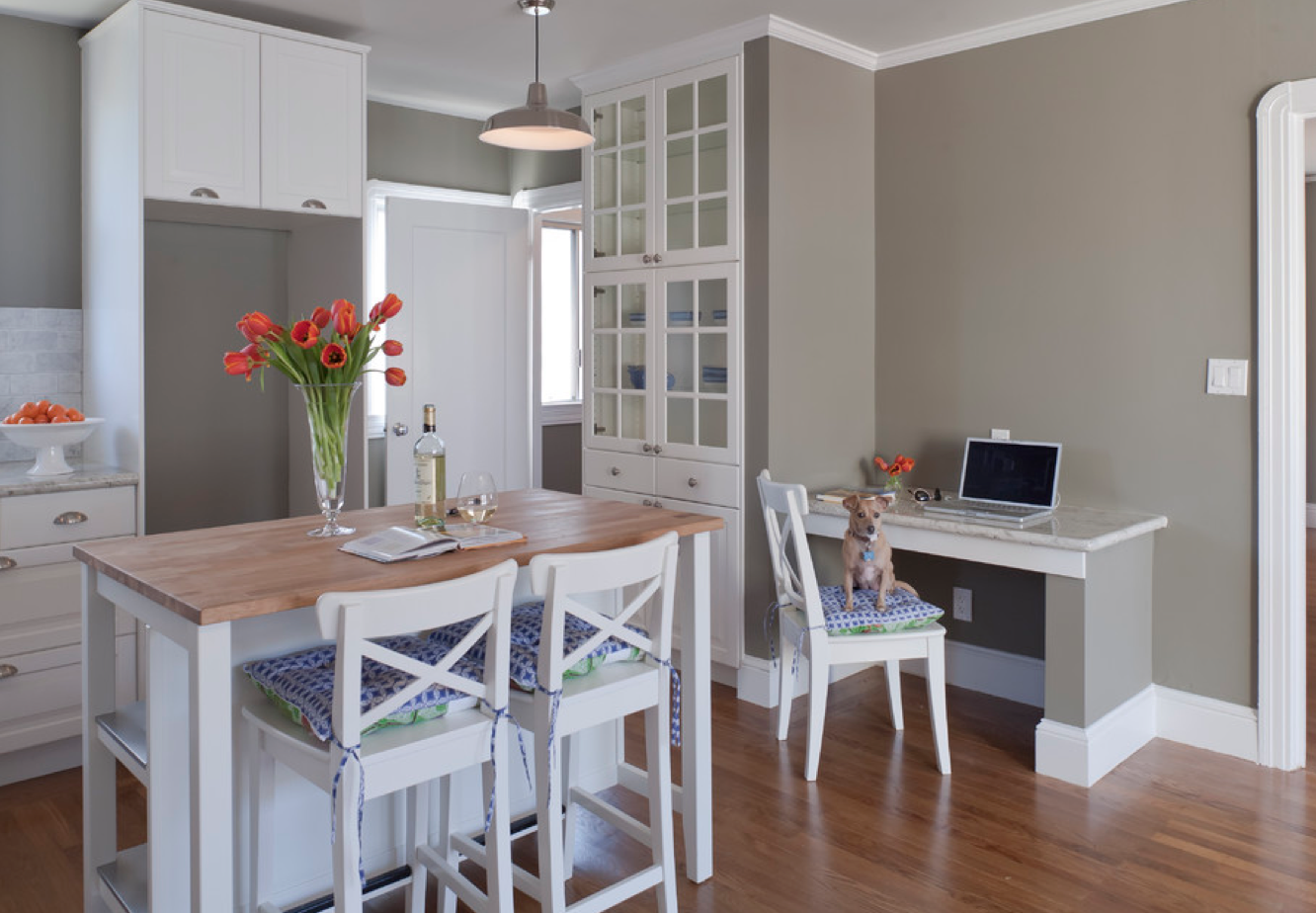 The Perfect Wall Color + How Greige Colors Compare to Each Other. Find this Pin and more on For the Home by Ricarda Deeds. The best Benjamin Moore greige paint colors and how they compare to .