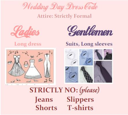 Laidel may quick wedding reminders wedding behaviour guide stopboris Image collections