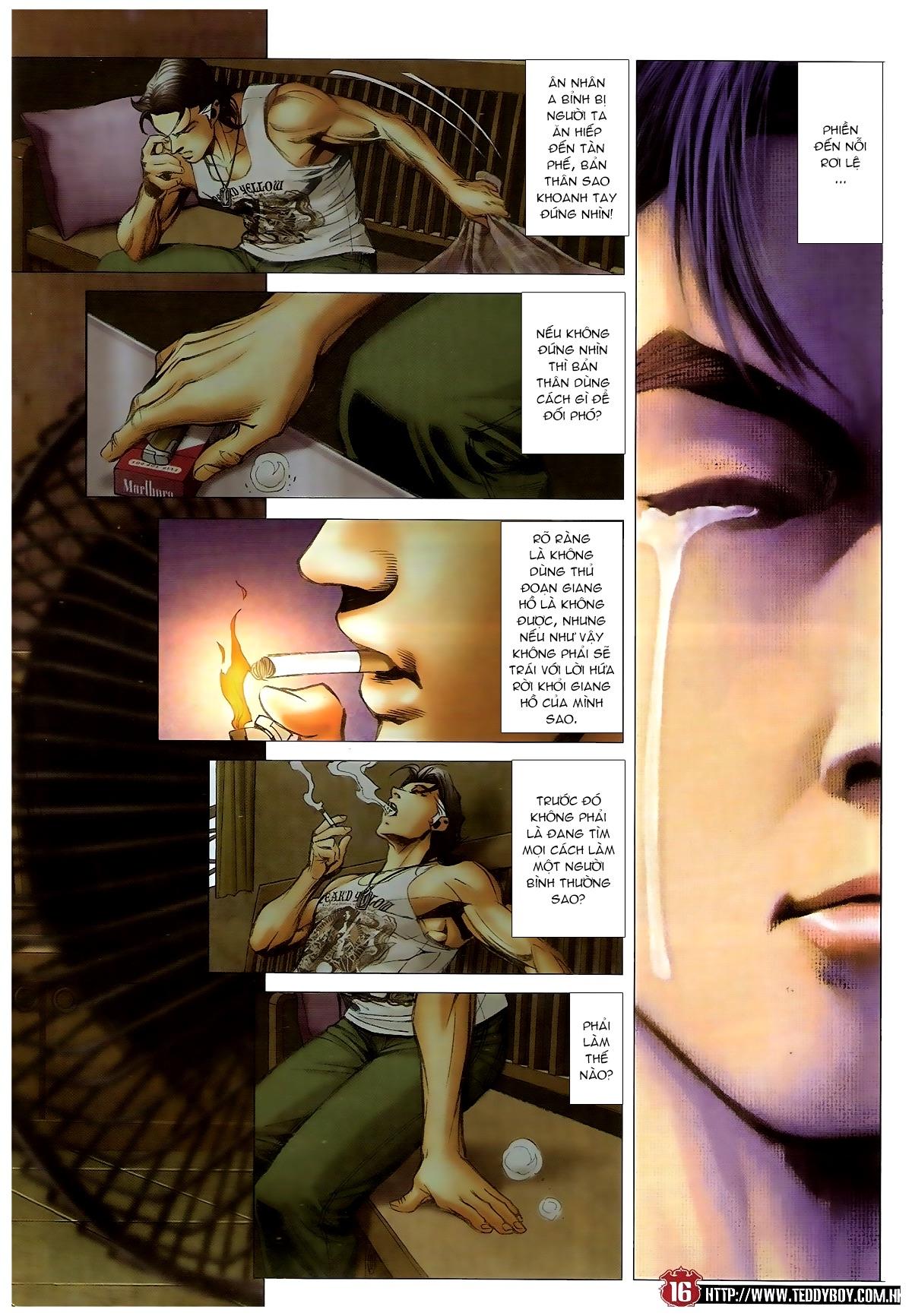 Người Trong Giang Hồ Chapter 1435 - Hamtruyen.vn