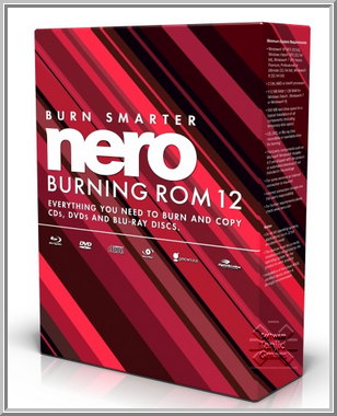 Nero Burning ROM 12 v12.0.00800