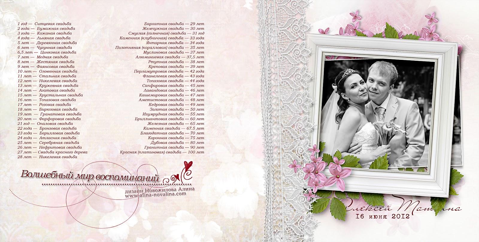 С годовщиной свадьбы 32 года поздравления