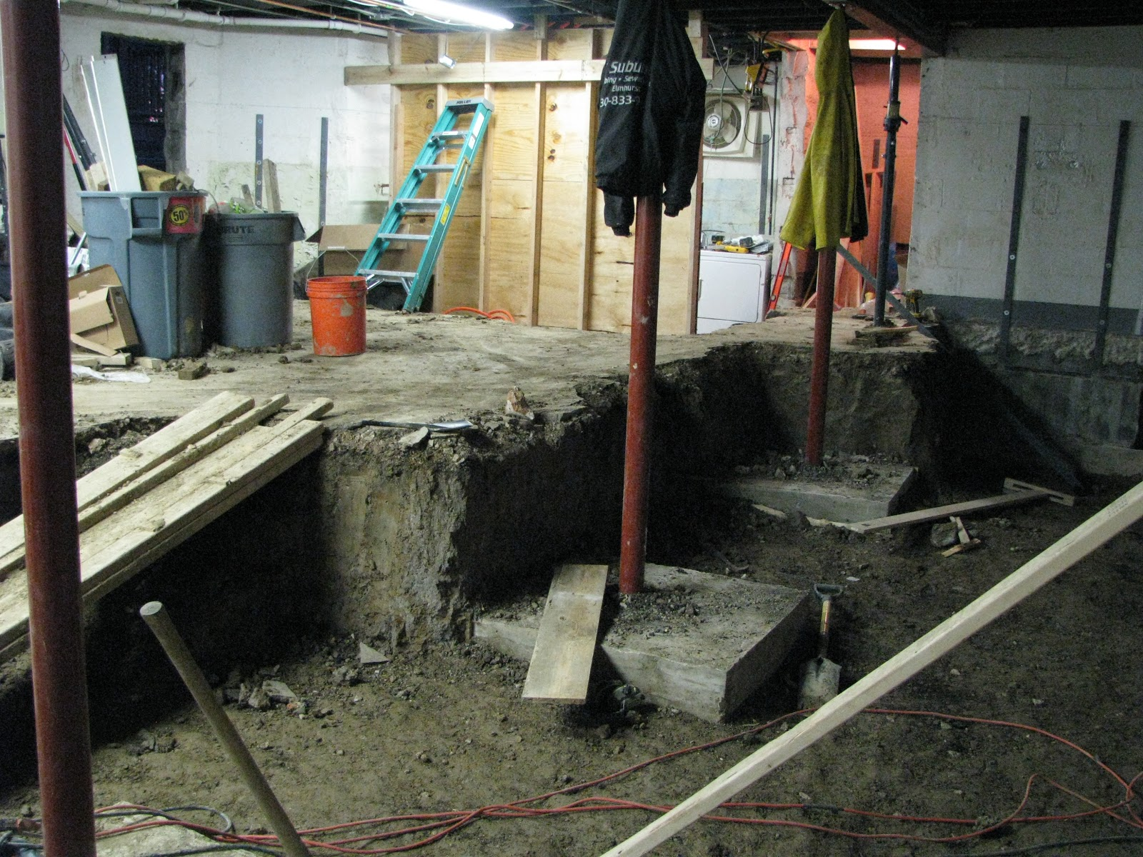 adventures of d and v adventures in the basement big dig part 2