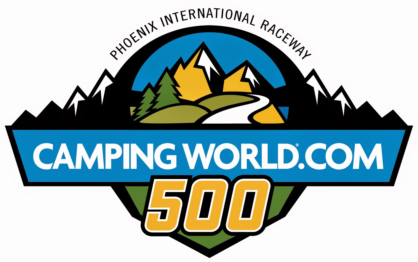 Race No. 4: CampingWorld.com 500 at Phoenix