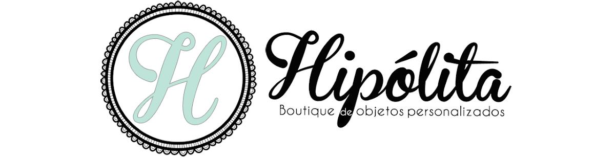 Hipólita Boutique de objetos personalizados