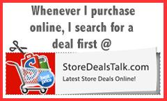 Find the latest store deals at Store Deals Talk
