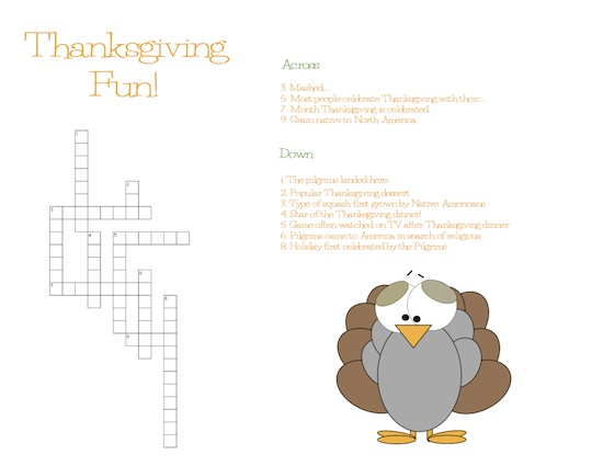 redfly creations thanksgiving activity book for kids free printable