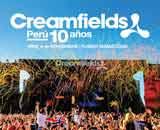 CREAMFIELDS (10ma EDICION)  FUNDO MAMACONA. 4 DE NOVIEMBRE 2016