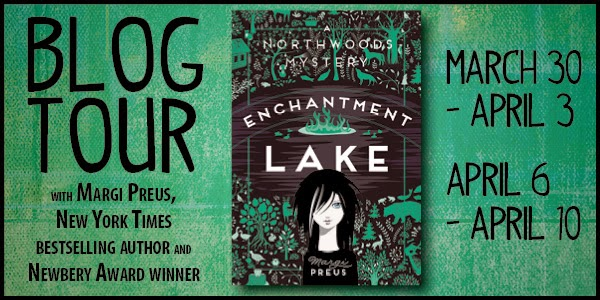 http://www.upress.umn.edu/press/events/enchantment-lake-blog-tour-with-margi-preus