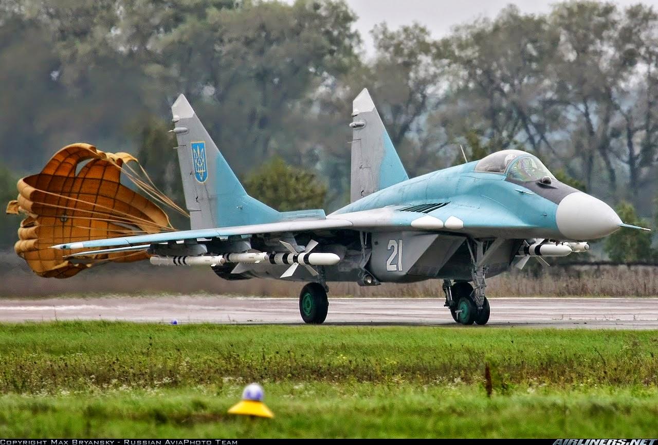 Ucrania revive sus MiGs-29