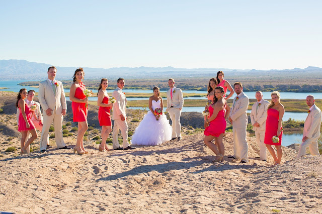Lake Havasu Wedding