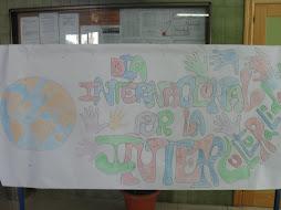 21 Mayo 2012 actividades solidarias para el Día internacional de la interculturalidad.IES Al-Baytar