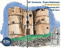 54º Encontro ÉSk | Evoramonte