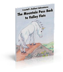 Meet Crystal the Unicorn at AMAZON !