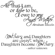MOTHER'S DAY QUOTES