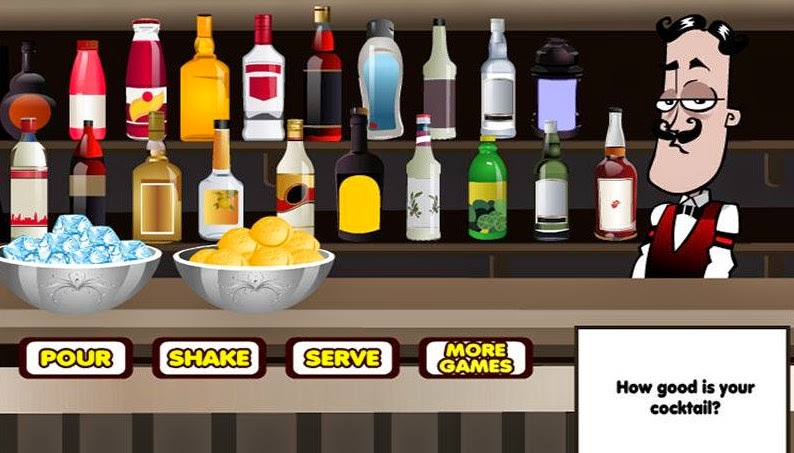 Crazy Bartender Android Recipe